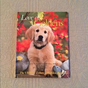 4/$20! Love of Goldens Vtg 1998